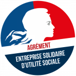 Logo de l'agrément ESUS