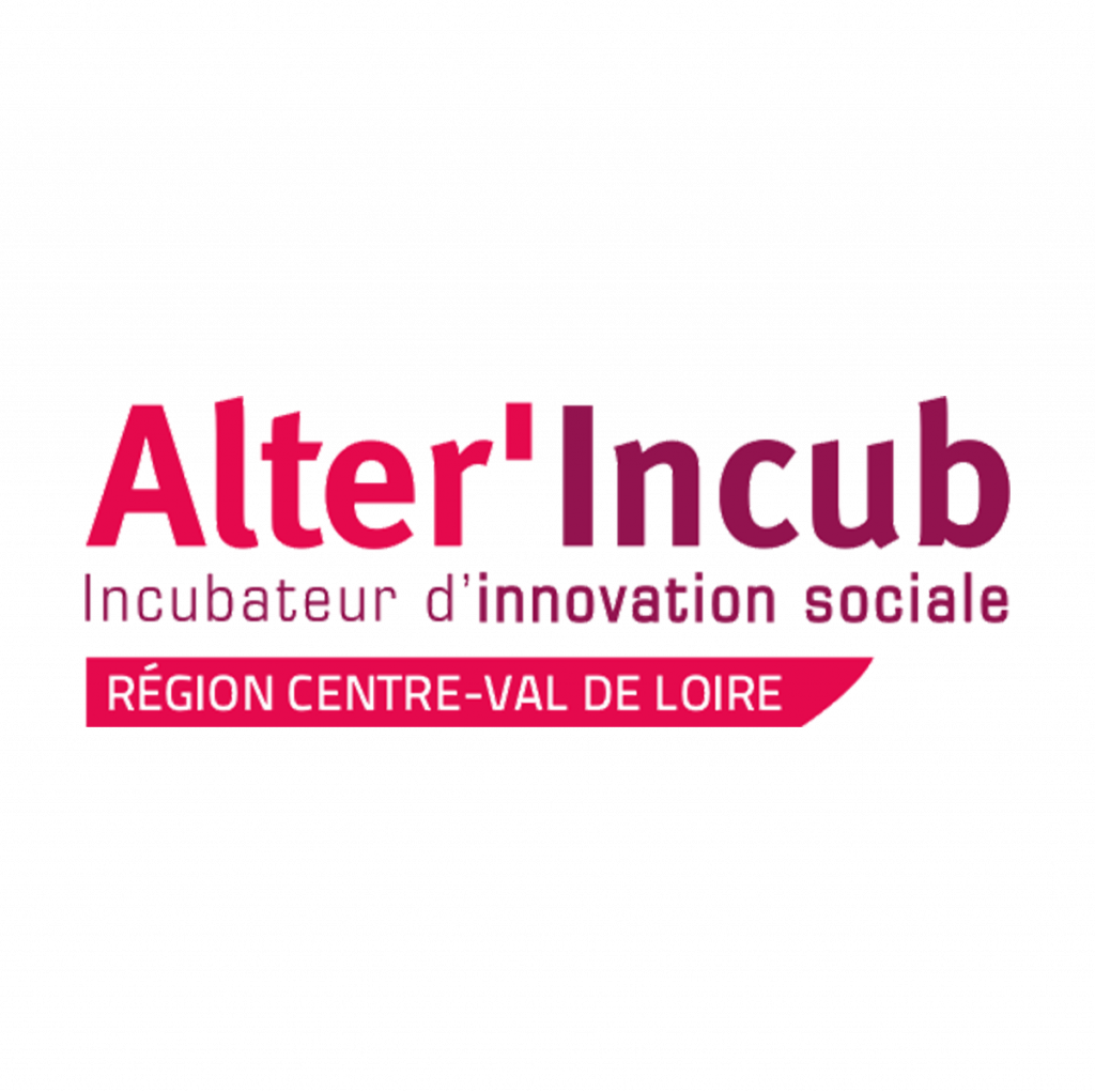 Logo Alter'incub Centre Val de Loire