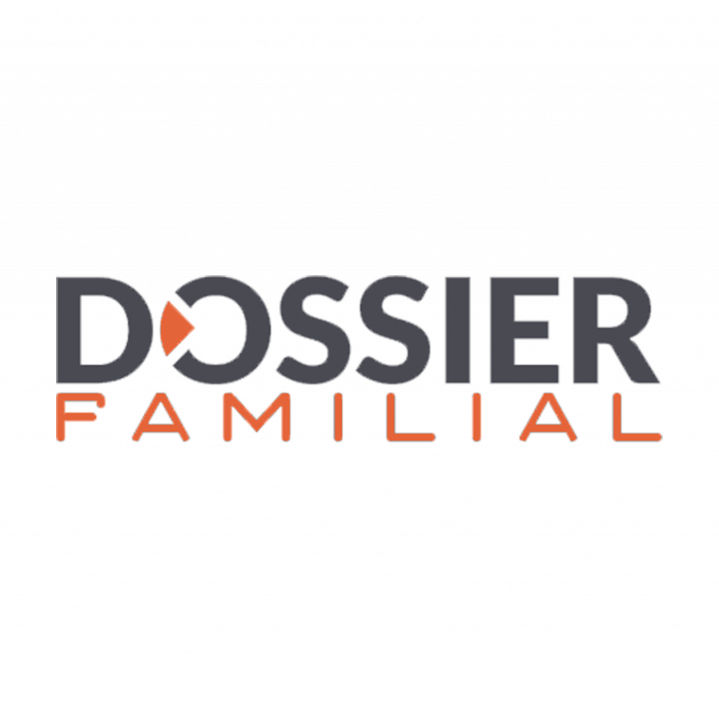 Logo dossier familial